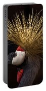 African Crowned Crane Portable Battery Charger