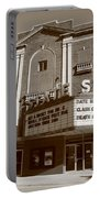 Alpena Michigan - State Theater Portable Battery Charger