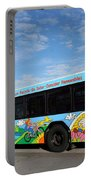 Ameren Missouri And Missouri Botanical Garden Metro Bus Portable Battery Charger