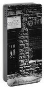 American Pool Hall Facade Version 1 Ghost Town Jerome Arizona 1968 Portable Battery Charger