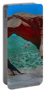 Arch Rock - Valley Of Fire State Park Portable Battery Charger