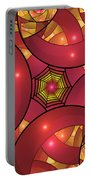 Art Deco Portable Battery Charger