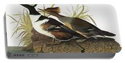 Audubon Merganser Portable Battery Charger