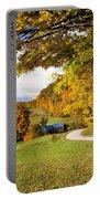 Autumn Farm Portable Battery Charger