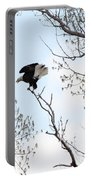 Bald Eagles Portable Battery Charger
