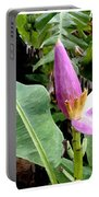 Banana Flower  Portable Battery Charger