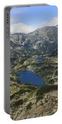 Banderishki Lakes Pirin National Park Bulgaria Portable Battery Charger