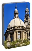Barcelona Architecture Portable Battery Charger