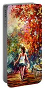 Barefooted Stroll Portable Battery Charger
