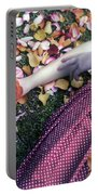 Bedded In Petals Portable Battery Charger