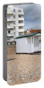 Bexhill Beach Huts Portable Battery Charger