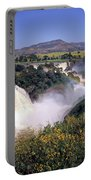 Blue Nile Falls Portable Battery Charger