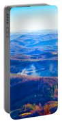 Blue Ridge Mountains Portable Battery Charger