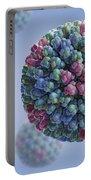 Bluetongue Virus Portable Battery Charger