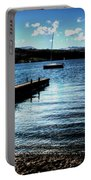 Boats In Wales Portable Battery Charger