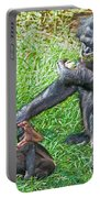 Bonobo Adult And Baby Portable Battery Charger
