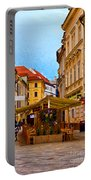 Bratislava Old Town Portable Battery Charger