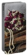 Bridal Bouquet Portable Battery Charger