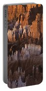 Bryce Canyon National Park Hoodo Monoliths Sunrise Southern Utah Portable Battery Charger