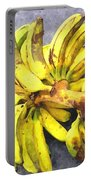 Bunch Of Banana Portable Battery Charger