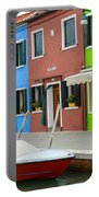 Burano Italy Portable Battery Charger