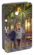 Caffe Florian Arcade Portable Battery Charger