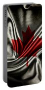 Canadian Flag  Portable Battery Charger