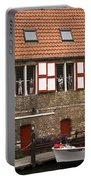 Canal Scene Portable Battery Charger