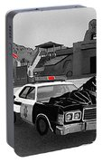 Cannonball Run 2 Brothel Set Mexican Plaza Old Tucson Arizona 1984 Portable Battery Charger