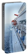 Carnival Elation Portable Battery Charger