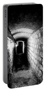 Catacomb Tunnels In Paris France Portable Battery Charger