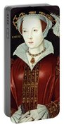 Catherine Parr (1512-1548) Portable Battery Charger
