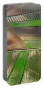 Cereal Fields From The Air Portable Battery Charger