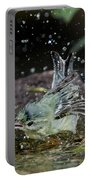 Cerulean Warbler Portable Battery Charger