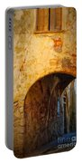 Chania Alley Portable Battery Charger