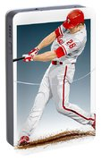 Chase Utley Portable Battery Charger