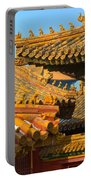 China Forbidden City Roof Decoration Portable Battery Charger