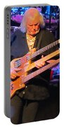 Chris Squire Of Yes Portable Battery Charger