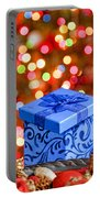 Christmas Box Portable Battery Charger