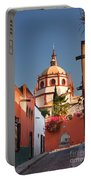 Church Of San Rafael Portable Battery Charger