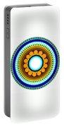 Circle Motif 214 Portable Battery Charger