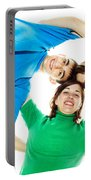 Circle Of Best Friends Portable Battery Charger