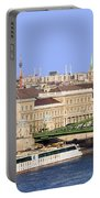City Of Budapest In Hungary Portable Battery Charger