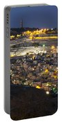 City Of Gold Portable Battery Charger