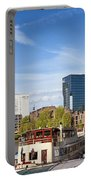 City Of Rotterdam In Netherlands Portable Battery Charger