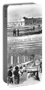 Civil War Hospital Portable Battery Charger