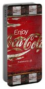 Coca Cola Signs Portable Battery Charger