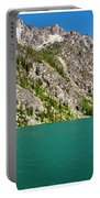Colchuck Lake, Alpine Lakes Wilderness Portable Battery Charger