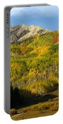Colorado's Fall Spectrum Portable Battery Charger