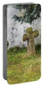 Conciliation Cross Portable Battery Charger